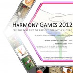Harmony Games Flyer